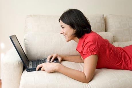 Namorar pela internet - Encontros online