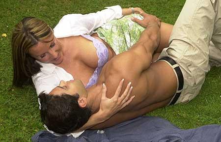 Sexo em locais públicos