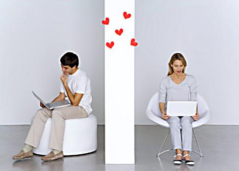 conhecer gente na net