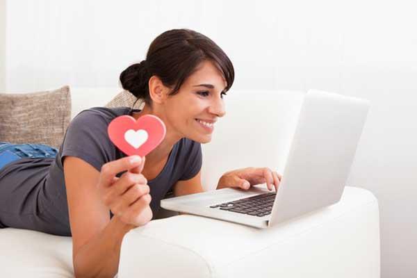 relacionamento no facebook